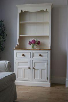 Mottisfont Painted Pine 4 Farmhouse Dresser