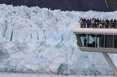 Alaska glacier bay princess cruises