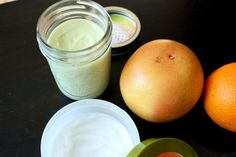 Homemade hand lotion.  hmmm. this looks doable.
