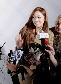 SNSD's Jessica at Burberry Opening Event in Taiwan #kpop