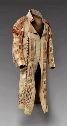 Contemporary Makers: Buffalo Coat with Quillwork