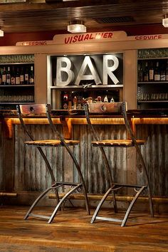 Awesome Rustic Bar Design Ideas - Build Home