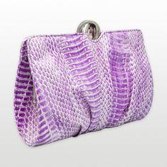 Collezione borse Rodo Primavera Estate 2014 - Pochette Rodo lilla