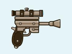 Weapon Tribute To Rogie & Tim | Designer: Nick Slater