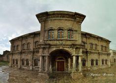 Mardin Eski Kız Meslek Lisesi fotoğrafı. Fotoğraf: Seyithan Bozdemir