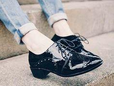 Como+usar:+Sapato+oxford