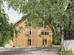 weberbrunner architekten ag / weberbrunner architekten ag / Mehrfamilienhaus Im Amt, Gutenswil / Wohnungsbau/Mehrfamilienhäuser