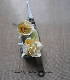 Selma's Stamping Corner: Another Susan's Garden Rose and Rose Bud Tutorial