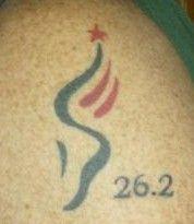 marathon tattoo - Bing Images