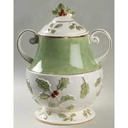 Noritake Holly and Berry sugar bowl