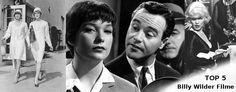 Die fünf besten Filme von Billy Wilder: http://filmaffe.de/top-5-die-besten-filme-von-billy-wilder/