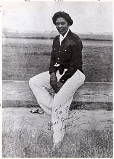 Janet Waterford Bragg was a pioneer female African American pilot whose leadership in black pilot organziations in the 1930s created opportunities for others... (Smithsonian National Air and Space Museum: Women in Aviaition and Space History)