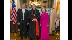 TOTAL PAPAL CONTROL OF THE 2016 ELECTION!