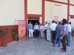 "film""makad jaala a political trap""promotion at Inter railway drama competition kapurthala[panjab]"