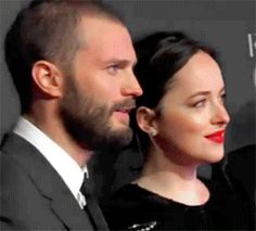 Jamie Dornan and Dakota Johnson Fifty Shades Darker premiere in Hamburg Germany  02/08/17
