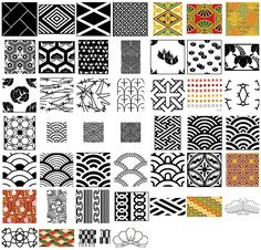 Patterns | Download free Japanese Traditional vector patterns from homepage, or ...