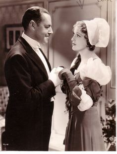 JEANETTE MACDONALD AND JACL HOLT IN SAN FRANCISCO - ESCANO COLLECTION
