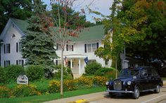 Wickwood Country Inn, Saugatuck, MI - America's Best Hotels for Fall Colors | Travel + Leisure