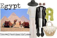 How to Dress for Conservative Countries: Modest Clothing Essentials EGYPT #travel #fashion #tips via TravelFashionGirl.com