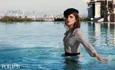 Fashion Is a Feminist Issue, According to Emma Watson via @WhoWhatWear