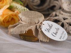 Podziękowania dla Gości miód słoiczek 50g  #decoris #miod #honey #podziekowanie…