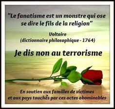 PARTAGE DE HOMMAGE AUX VICTIMES DES ATTENTATS DE PARIS...........SUR…