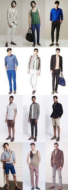 Use the website navigation to find up to date articles on the subjects of men's fashion, grooming and style. Mens Fashion Wear, Gents Fashion, Fashion Outfits, Casual Party Outfits Men, Stylish Outfits, Gladiator Sandals For Men, Leather Sandals, Men's Sandals, Men's Leather