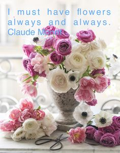 Photo by @goegiannalane Paris Quotes, Flowers, Proverbs, Royal Icing Flowers, Flower, Blossoms, Bloemen, Floral