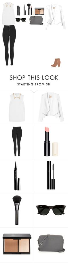 """Untitled #119"" by carolinasantostrindade ❤ liked on Polyvore featuring Miu Miu, Rebecca Taylor, Topshop, Marc Jacobs, Chanel, Gucci, Ray-Ban, River Island, women's clothing and women's fashion"