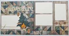 Creating with Christine: Timberline Layouts