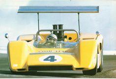 McLaren CANAM M8A 1968