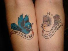 175 Tatuajes Para Parejas, originales y románticos