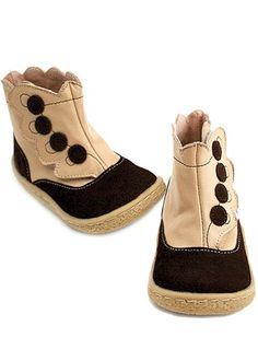 24670d4a2ef Cute little girl boots! Livie   Luca - Holland Boot Brown