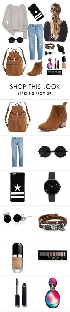 """""""Autumn is going but i preffer cold weather  ❄"""" by seymaaydinn ❤ liked on Polyvore featuring BAGGU, White House Black Market, Givenchy, I Love Ugly, Bling Jewelry, BillyTheTree, Marc Jacobs, Forever 21, Chanel and Missoni"""
