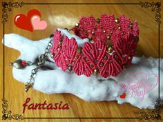 #macrame #bracelet  #valentinesday #red #hearts #creation #handmade #jewelry #jewellery #vintage #accessories #unique #hippie #femelle #mode #fashion