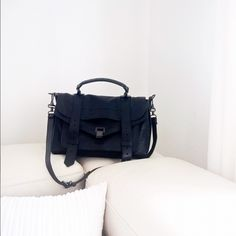 It's the simple things! #ProenzaSchouler #THEOUTNET @style_sandbox