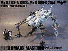 Fledermaus Maschine (Ma.K Like a Boss) | Flickr - Photo Sharing!