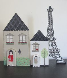 Celebrate La Fête Nationale with your very own French village playset - Cool Mom Picks