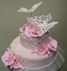 butterfly+cakes | share share related posts bee cakes sweet 16 cakes girly cakes
