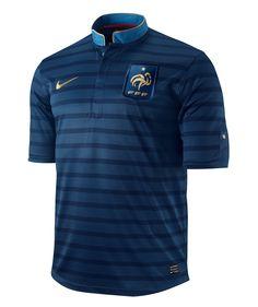 Trikot Replica France Home EM 2012 by Nike  #soccer #play #team