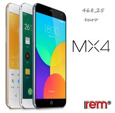 Meizu MX4 smarphone, phone, Android, Touch Screen  http://www.rem.it/prodotto/MX4-Pro--grigio--4G--32-GB--Smartphone-+-Cuffie-CitiScape-UPTOWN--biancoPIX-B0388736-MX4PRO32GBG/247507.html