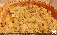 Finnischer Kartoffelauflauf mit Weißkohl oder Grünkohl, ein schmackhaftes Rezept aus der Kategorie Gemüse. Bewertungen: 4. Durchschnitt: Ø 3,5.