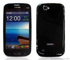 Cross Andromeda yang iklannya bikin penasaran. - Mirip banget sama Samsung Galaxy S4.