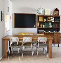27 Aulas en el hogar extremadamente espectaculares que te inspirarán