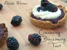 WIAW 11 Cranberry Blackberry Tart Pinterest