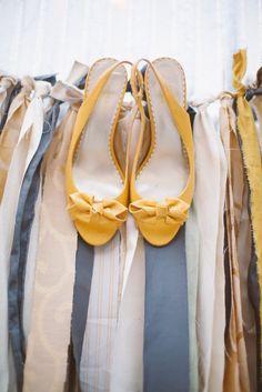 Mustard Yellow Shoes   Ravenberg Photography https://www.theknot.com/marketplace/ravenberg-photography-salt-lake-city-ut-527789