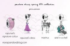 >>>Pandora Jewelry OFF! >>>Visit>> Pandora Disney Spring Tangled and The Little Mermaid! :D Maybe for J bc of dance this summer Fashion trends Fashion designers Casual Outfits Street Styles Pandora Charms Disney, Disney Pandora Bracelet, Disney Jewelry, Pandora Bracelets, Charm Bracelets, Mora Pandora, Pandora Rings, Pandora Jewelry, Pandora Pandora