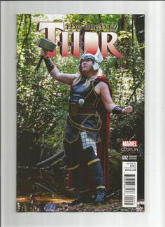 MIGHTY THOR (v2) #2 Limited to 1 for 15 cosplay variant from Marvel! NM  http://www.ebay.com/itm/-/301827069746?roken=cUgayN&soutkn=QkmXH4