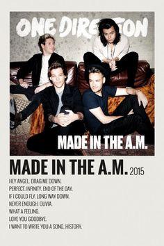 Iconic Movie Posters, Minimal Movie Posters, Minimal Poster, Film Posters, Music Posters, One Direction Albums, One Direction Posters, Foto One, Minimalist Music