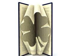 Book folding pattern  WEDDING COUPLE in HEART  227 folds